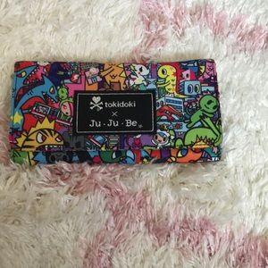 Super spacious Tokidoki wallet